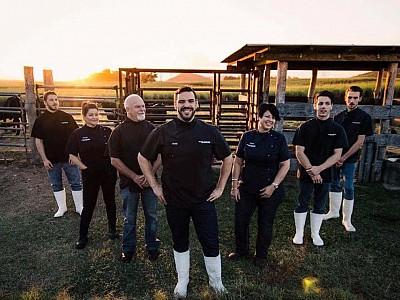 Passionate local butcher rates Cloudbreak Lowlines premium steer